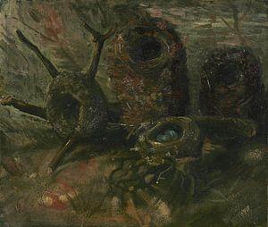 Vincent van Gogh, Vogelnesten van