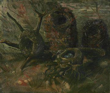 Vincent van Gogh, Vogelnester