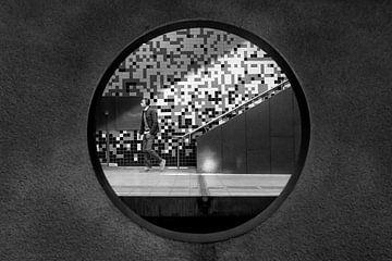 Subway Beats - Rotterdam von Thomas van Galen