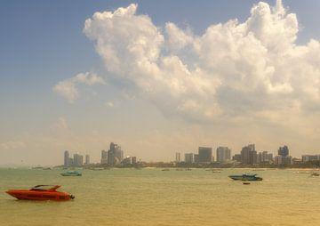 La mer près de Pattaya sur Andreas Marquardt