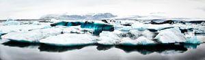 Jökulsárlón IJsbergenmeer