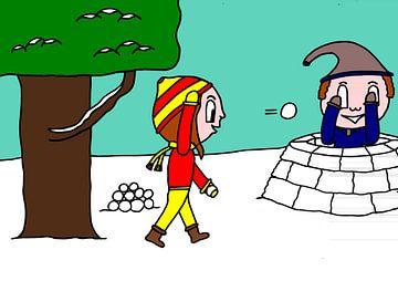 SUZ winter en sneeuw van AG Van den bor