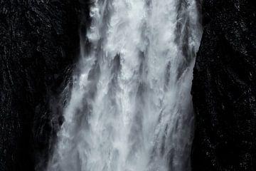 Vøringsfossen WaterFall II van Cor Ritmeester