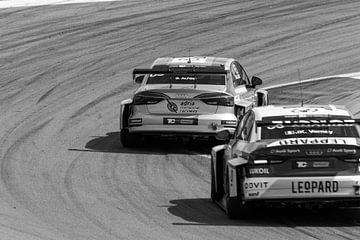 Race cars van Dick Bosman