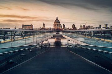 Millennium Bridge sur Joris Pannemans - Loris Photography