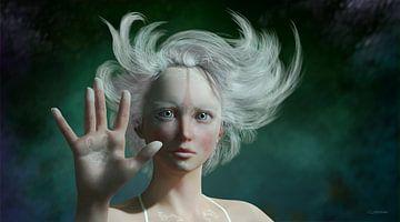 White Faun van Britta Glodde