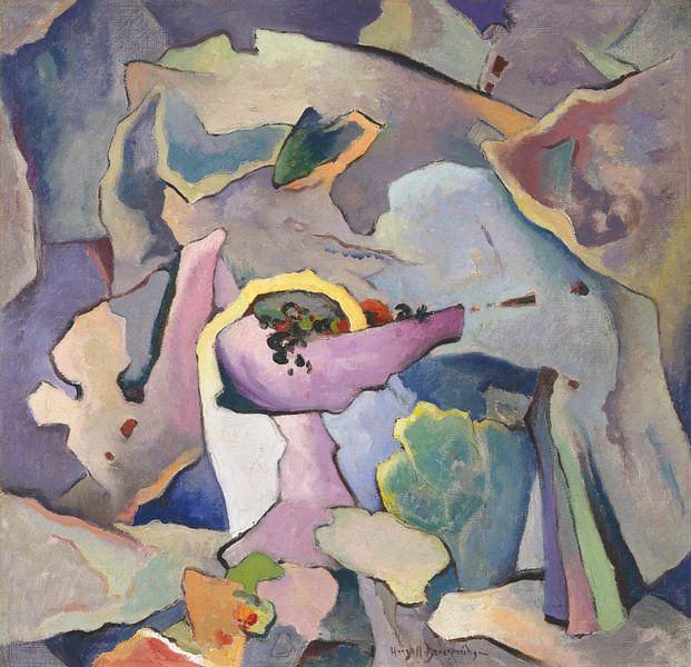 Hugh H. Breckenridge-Italienische Obstplatte von finemasterpiece