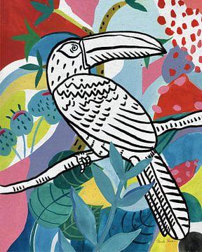 Jungle Toucan, Farida Zaman van Wild Apple