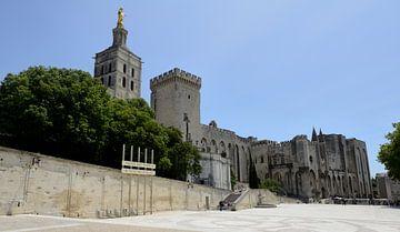 Palais de Papes, Avignon. van Cees Laarman