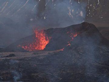 Vulkanfeuer von Timon Schneider