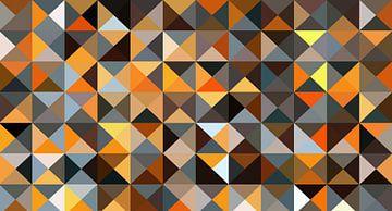 Dreiecke 06 von Marion Tenbergen