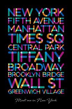 New York Must See van