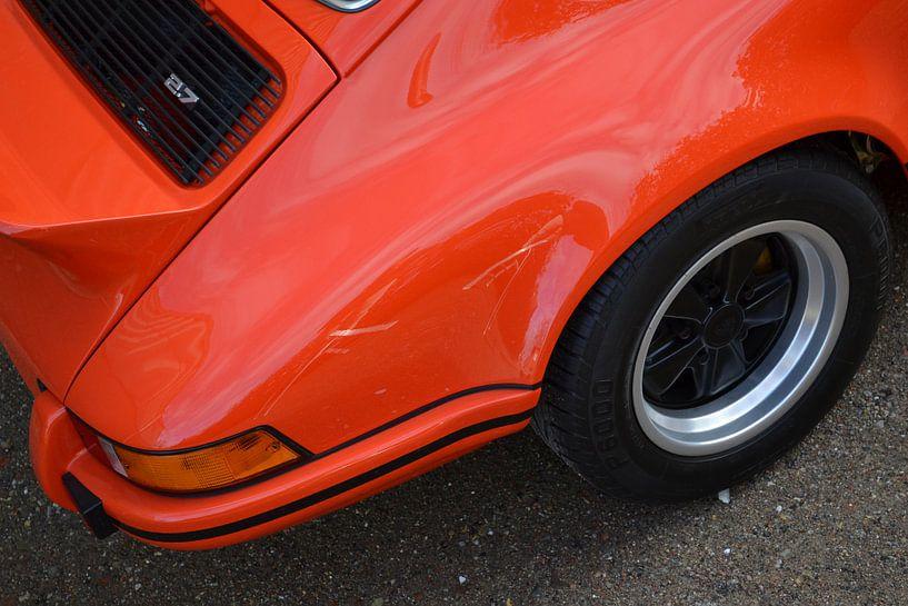 Porsche 911 Carrera 2.7 RS von Rick Wolterink