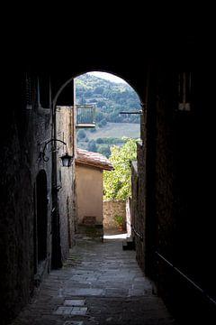 Toscane: Poppi van Kees van Dun