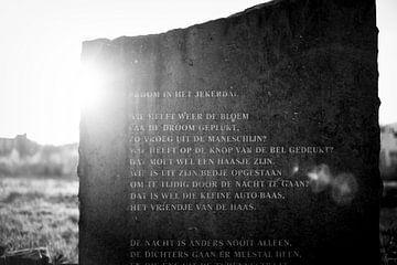 Traum im Yeker-Tal - urbane Poesie von Pierre Kemp von Streets of Maastricht
