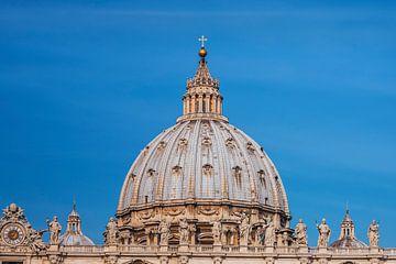 St. Peter's Basilica, Rome, Italy van Gunter Kirsch