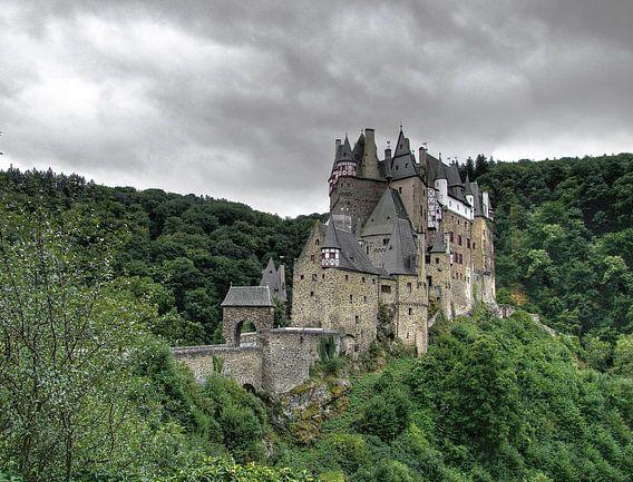 Burg Eltz Duitsland van Rens Marskamp