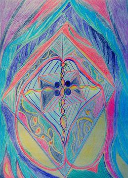 Dream of Power van Parallel Dream Art