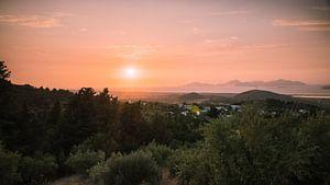 Zia Sunset Kos  van