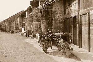 Vintage motorfietsen, China