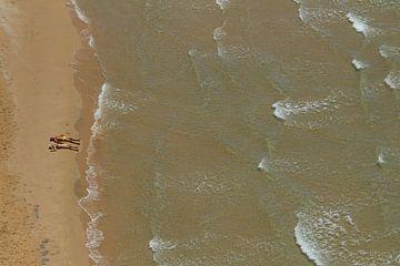 Ein Tag am Strand von Martin van den Berg Mandy Steehouwer