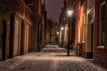 Jerusalemstraat,Utrecht,inde sneeuw sur Robin Pics (verliefd op Utrecht)