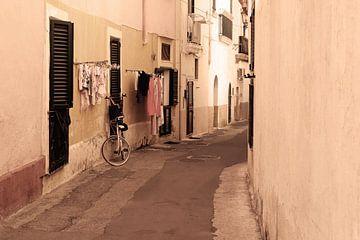 Italiaans straatje, Puglia