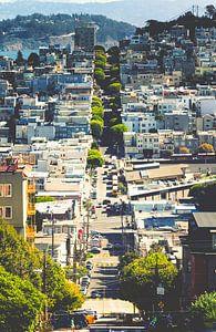 San Francisco streets van