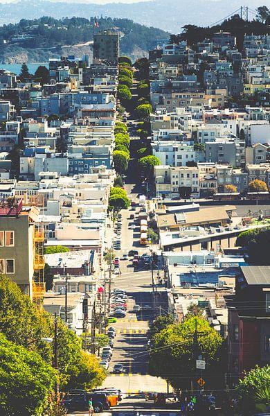 San Francisco streets van Erwin Lodder