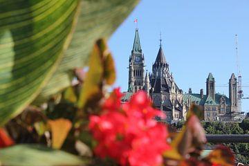 Ansicht der Stadt Quebec von Bas Berk
