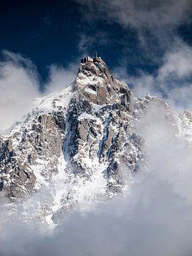 Aguille du Midi, Chamonix (FR) van Sjaak den Breeje