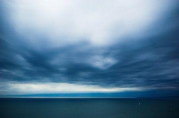 zeezicht van Merlijn Viersma