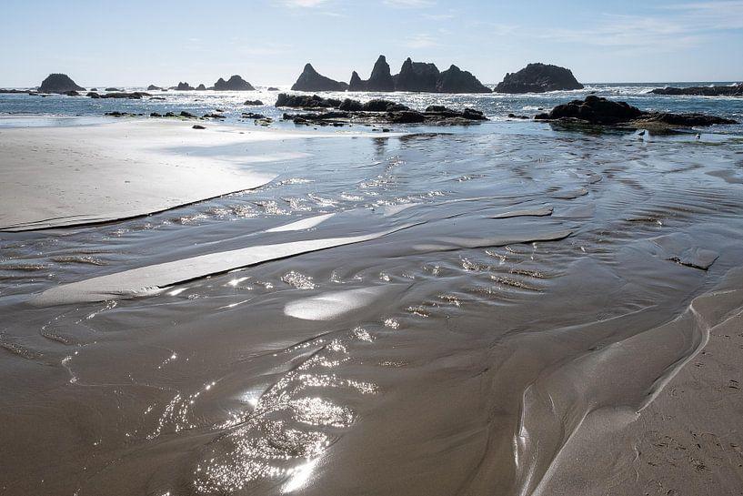 Oregon Coast, USA van John Faber