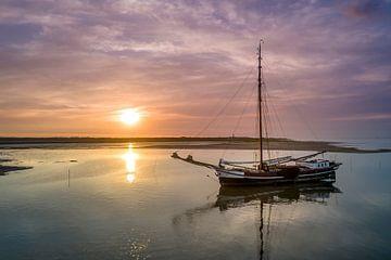 Haven van Sil - Texel - Zeeklipper Neerlandia van Texel360Fotografie Richard Heerschap