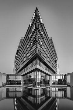 Modern architecture in Assen, the Netherlands sur Henk Meijer Photography