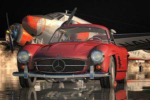 Der Mercedes 300 SL - Der vertrauenswürdigste Oldtimer