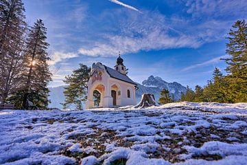 Ferchensee & Lautersee bei Mittenwald von Einhorn Fotografie