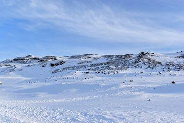 Bergen IJsland van Roith Fotografie