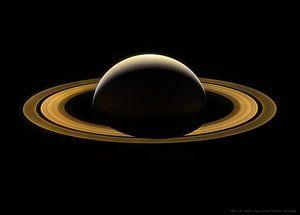 Saturne, dernière image de la planète