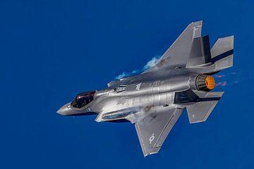 F-35 Blitz. JSF, Amerika. von Gert Hilbink
