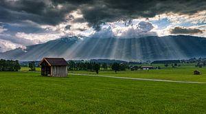 Heaven's Light van