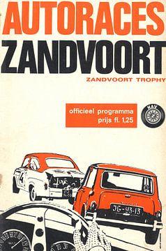 AUTORENNEN ZANDVOORT von Jaap Ros
