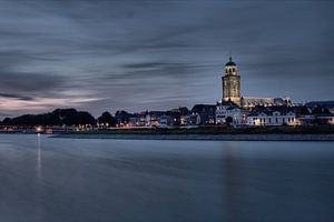 Deventer by the river