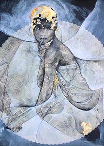 'Black Moon Lilith' van Kim Rijntjes