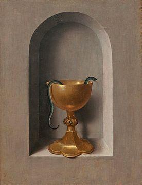 Kelch des heiligen Johannes des Evangelisten, Hans Memling