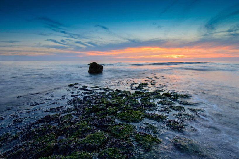 zeegezicht langs de Noordzee van gaps photography