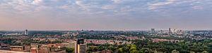 Panorama Utrecht stad. van