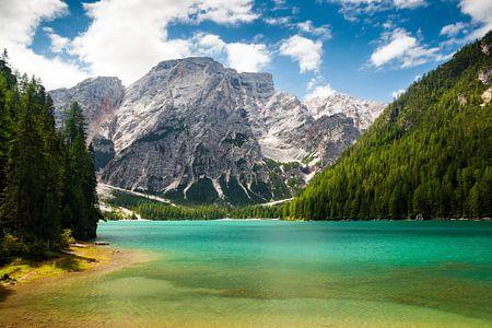 Pragser Wildsee , Lago di Braies