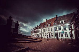 Dijkstraat - Wijk bij Duurstede (Nederland) van