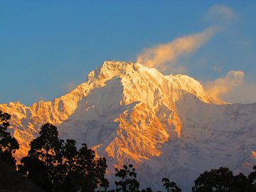 Annapurna South van
